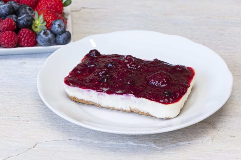Cheese cake low carb